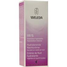 Weleda Iris hydraterende nachtcreme Inhoud:30ml