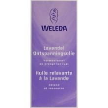 Weleda Lavendel huidolie ontspanning Inhoud:100ml