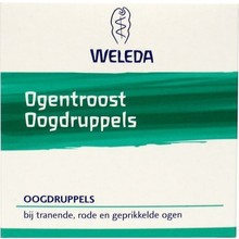 Weleda Ogentroost oogdruppels 0.4