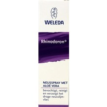 Weleda Rhinodoron neusspray Inhoud:20ml