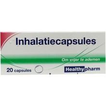 Healthypharm Inhalatie capsules Inhoud:20cap