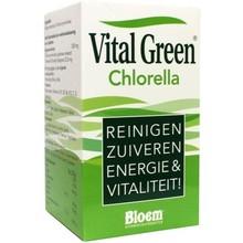 Bloem Chlorella vital green Inhoud:1000tb