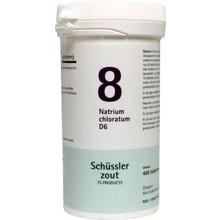 Pfluger Natrium chloratum 8 D6 Schussler Inhoud:400tab
