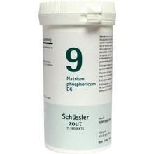 Pfluger Natrium phosphoricum 9 D6 Schussler Inhoud:400tab