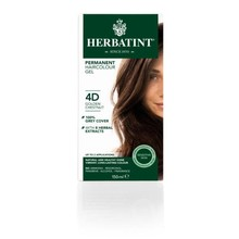 Herbatint 4D Golden chestnut Inhoud:150ml