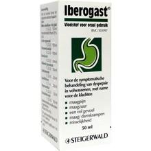 Steigerwald Iberogast Inhoud:50ml