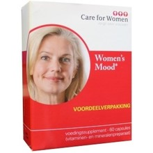 Care for women Care For Women Omschrijving:Mood Inhoud:60cap