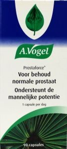 A. Vogel Prostaforce Inhoud:90cap