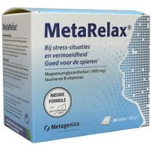 Metagenics Metagenics   Metarelax sachets 20st