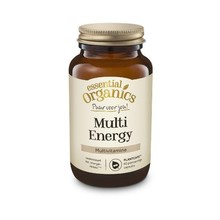 Essential Organics Multi energy puur 60cap