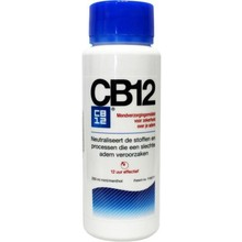 CB12  Mondverzorging regular  250ml