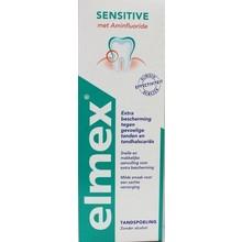 Elmex Sensitive mondspoeling 400ml