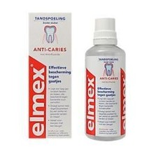 Elmex Anti caries mondspoelmiddel  400ml