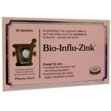 Pharma Nord Bio influ zink 30tab