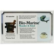 Pharma Nord Bio marine moeder en kind citroensmaak 80cap