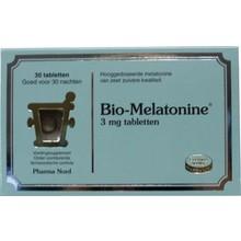 Pharma Nord Bio melatonine 3mg 30tab