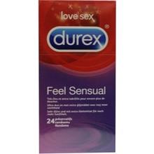 Durex Feel sensual ( elite) Inhoud:24st