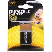 Duracell Alkaline plus power 9V