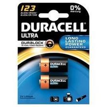 Duracell Batterij 123/2 Inhoud:2 stuks