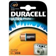 Duracell Duracell Omschrijving:DL123A Lithuim Inhoud:1st