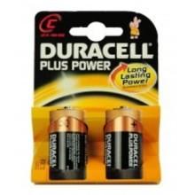 Duracell Plus power C Inhoud:4st