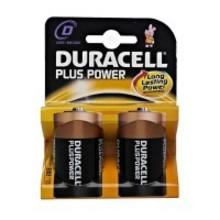 Duracell Plus power D Inhoud: 4st