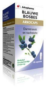 Arkocaps Blauwe bosbesvrucht 45cap