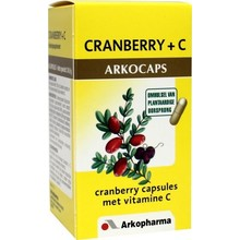 Arkocaps Cranberry & Vitamine C 45cap
