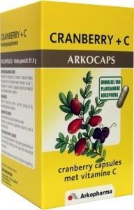 Arkocaps Cranberry & Vitamine C 150cap