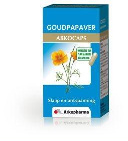 Arkocaps Goudpapaver150cap