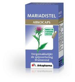 Arkocaps Mariadistel Inhoud:45cap