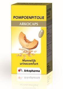 Arkocaps Pompoenpitolie 45cap