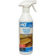 HG Hygienische sauna reiniger Inhoud: 500 ml