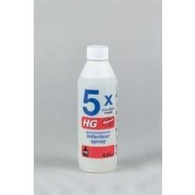 HG Interieurspray navul 5x Inhoud:500 ml