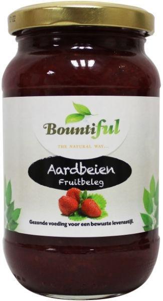 bountiful Aardbeien fruitbeleg Inhoud:310 gram