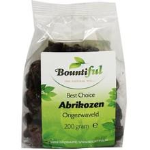 bountiful Abrikozen ongezwaveld Inhoud:200 gram
