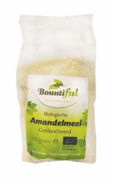 bountiful Amandelmeel Inhoud: 250 gram