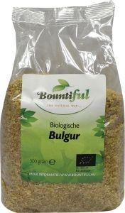 bountiful Bulgur bio Inhoud:500 gram