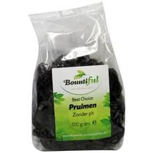 bountiful Pruimen zonder pit Inhoud:500 gram