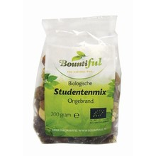 bountiful Studentenmix bio Inhoud:200 gram
