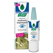 A. Vogel Pollinosan hooikoorts oogdruppels Inhoud:10 ml