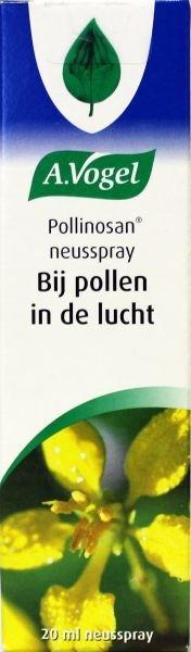 A. Vogel Pollinosan neusspray Inhoud:20 ml