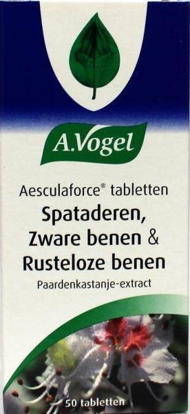 A. Vogel Aesculaforce Inhoud: 50 tabletten
