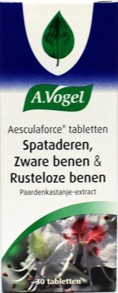 A. Vogel Aesculaforce Inhoud: 30 tabletten