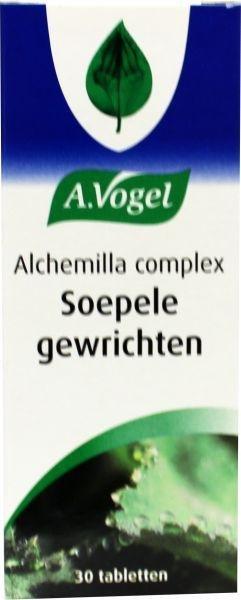 A. Vogel Alchemilla complex gewrichten Inhoud:60 tabletten
