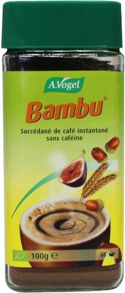 A. Vogel Bambu koffie Inhoud: 100 gram