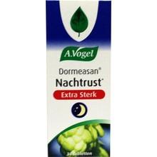 A. Vogel Dormeasan nachtrust extra sterk Inhoud: 30 tabletten