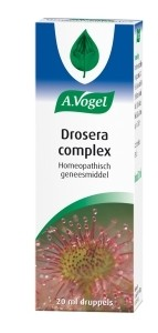 A. Vogel Drosera complex Inhoud: 20 ml