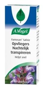 A. Vogel Famosan salvia Inhoud:60 tabletten
