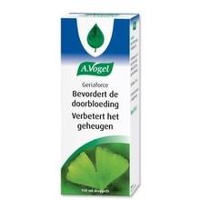 A. Vogel Geriaforce Inhoud:100 ml
